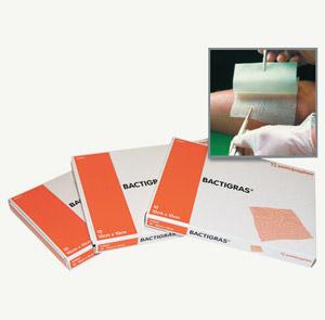 Bactigras Dressing 5cm x 5cm | Medical Supermarket