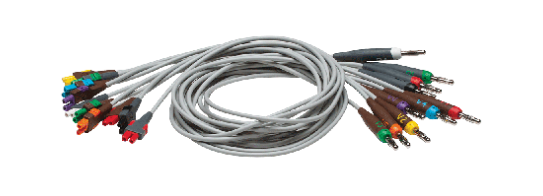 Carefusion Leadwire set, DCAR, CAM14, mixed | Medical Supermarket