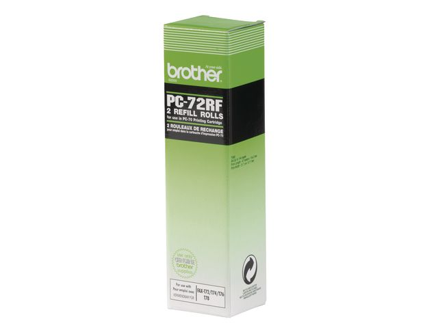 Brother PC-72RF 2 Print Ribbon | Medical Supermarket