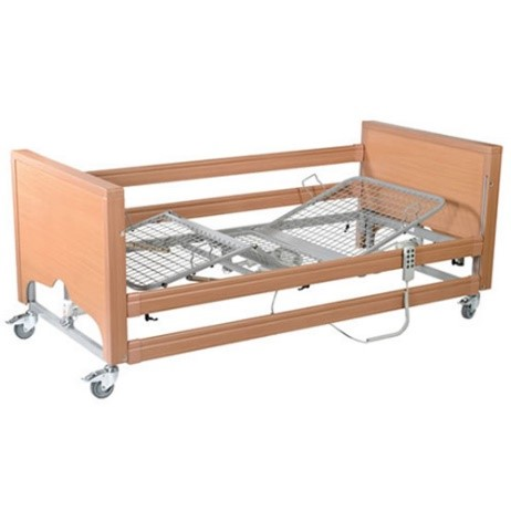 Casa Med Classic FS with Side Rails Beech   Medical Supermarket