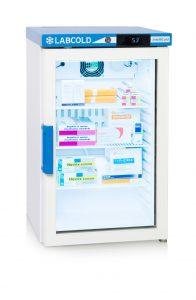 Labcold RLDG0219 Fridge with Glass Door (66 Litres) | Medical Supermarket