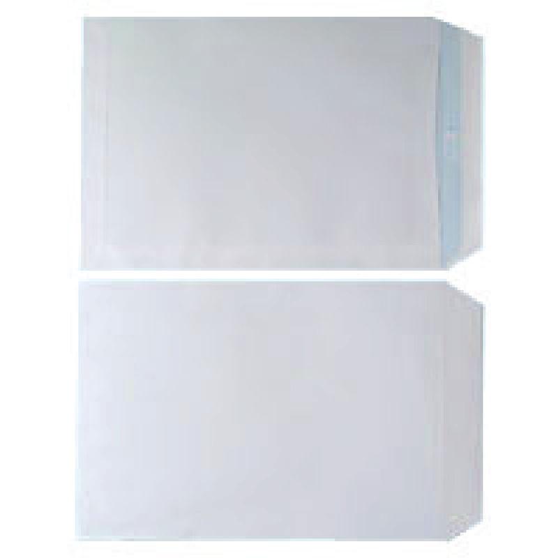 C4 White Plain Envelopes 80gsm, Self Seal | Medical Supermarket