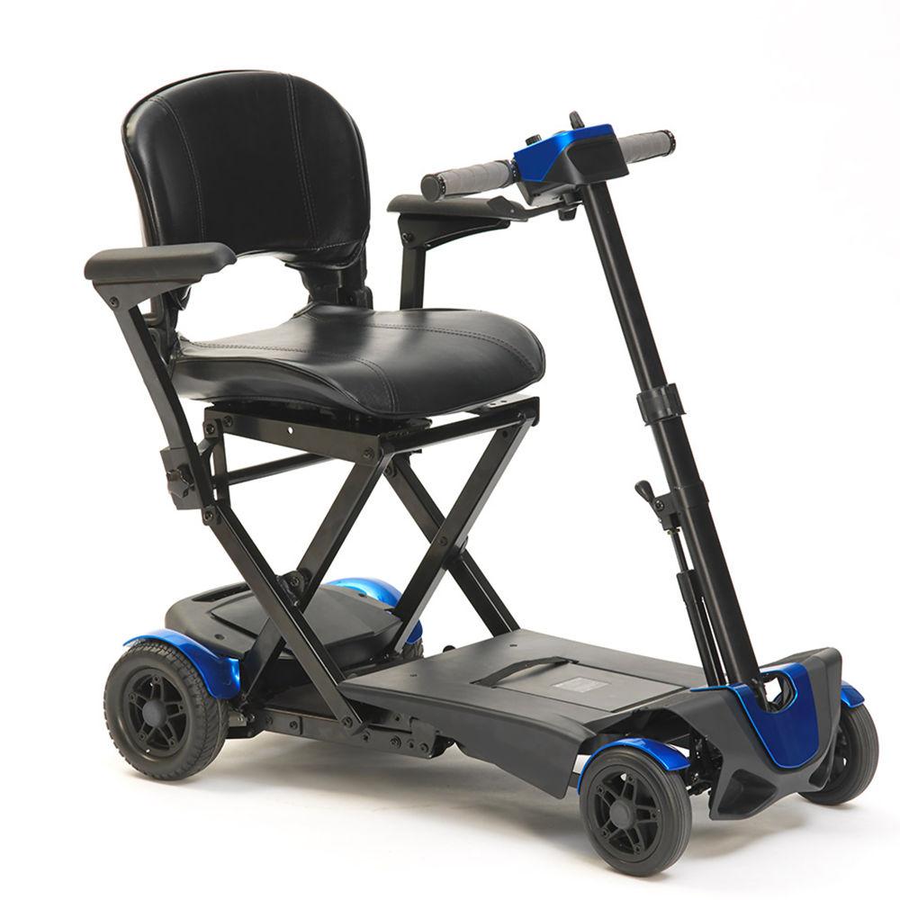 Instore 4 Wheeled Manual Folding Scooter   Medical Supermarket