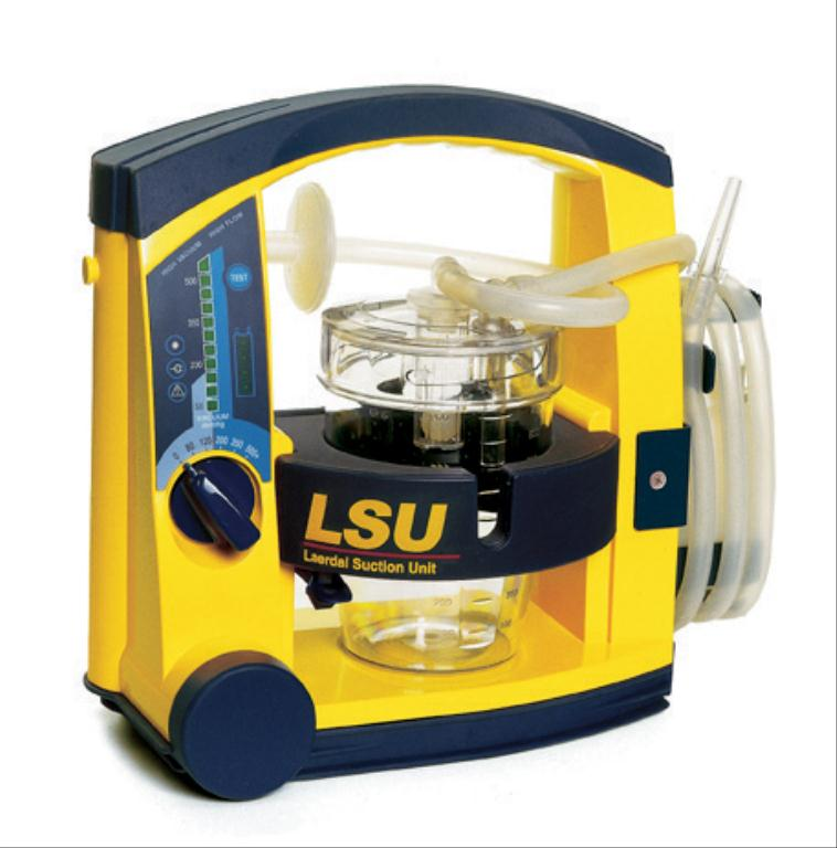 Laerdal Suction Unit with Reusable System | Medical Supermarket