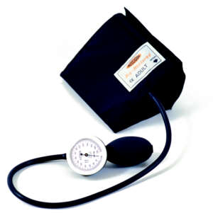 Accoson Limpet Aneroid Blood Pressure Monitor Straight Tube & Four Ambidex Cuff Set | Medical Supermarket