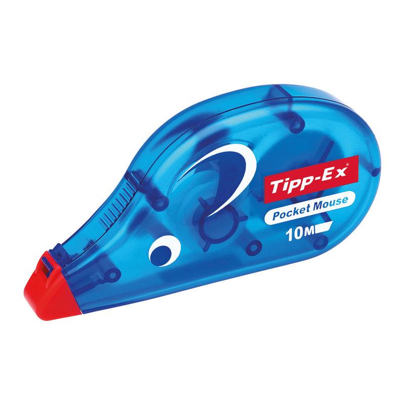 Tipp-Ex Pocket Mouse 9 Meter | Medical Supermarket
