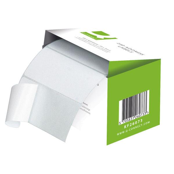 White Address Labels 102 x 49mm | Medical Supermarket