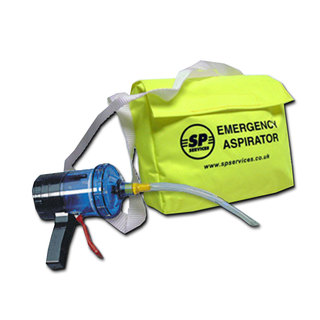 Vitalograph Aspirator with Yellow Carry Bag | Medical Supermarket