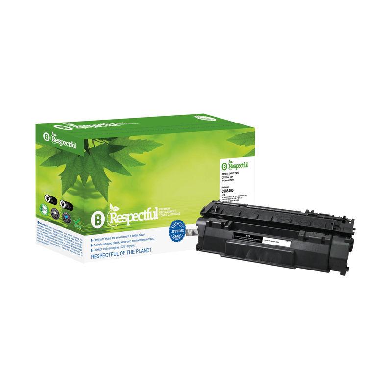 Compatible HP No.53A Black Toner | Medical Supermarket