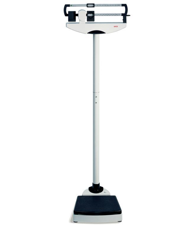 Seca 711 Mechanical Beam Column Scale | Medical Supermarket