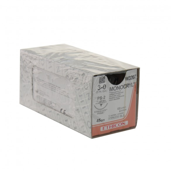 Monocryl Suture W3207 | Medical Supermarket