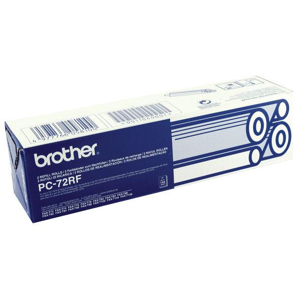 Brother PC-72RF 2 Print Ribbon | Medical Supermarket