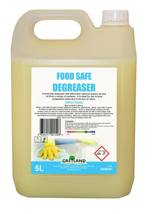 Food Safe Degreaser 5 Litre- Pack of 1 | Medical Supermarket