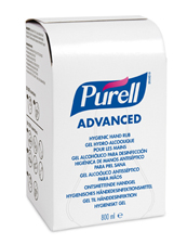 Purell Advanced Hygienic Hand Rub 800ml | Medical Supermarket