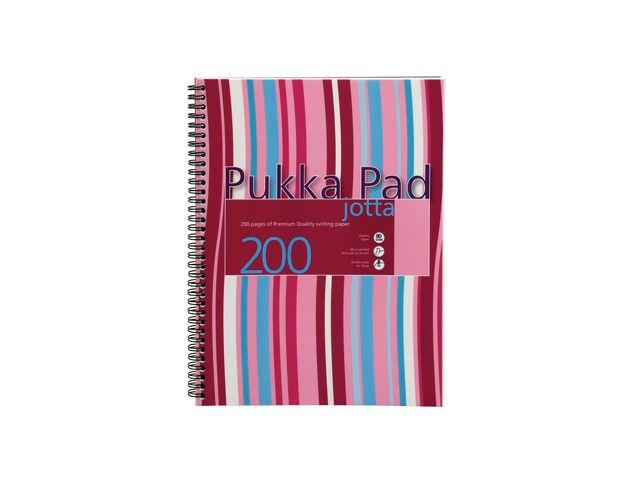 Pukka Pad Jotta Spiral Bound Notebook A4 | Medical Supermarket