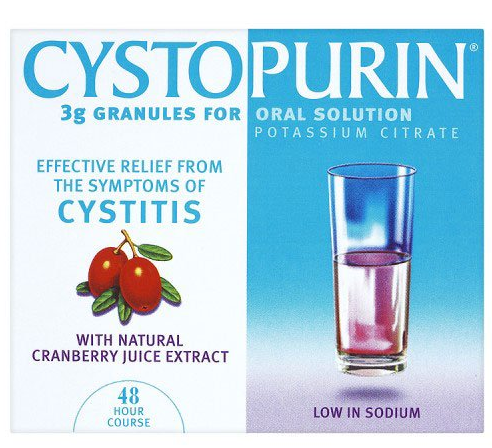 (P) Cystopurin Sachets 3g | Medical Supermarket