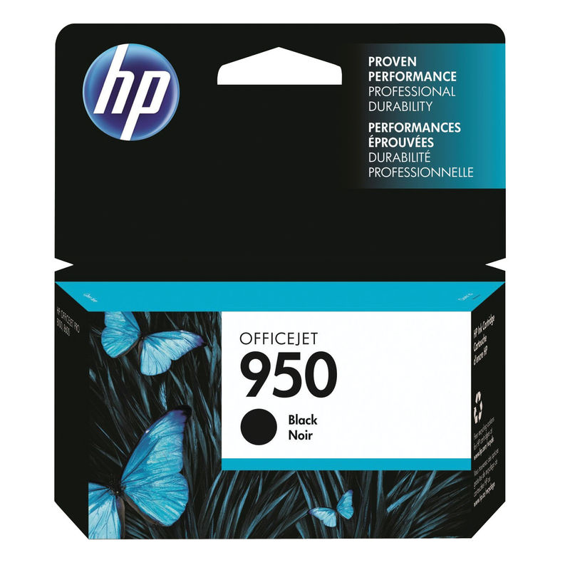 HP No.950 Black Ink Cartridge | Medical Supermarket