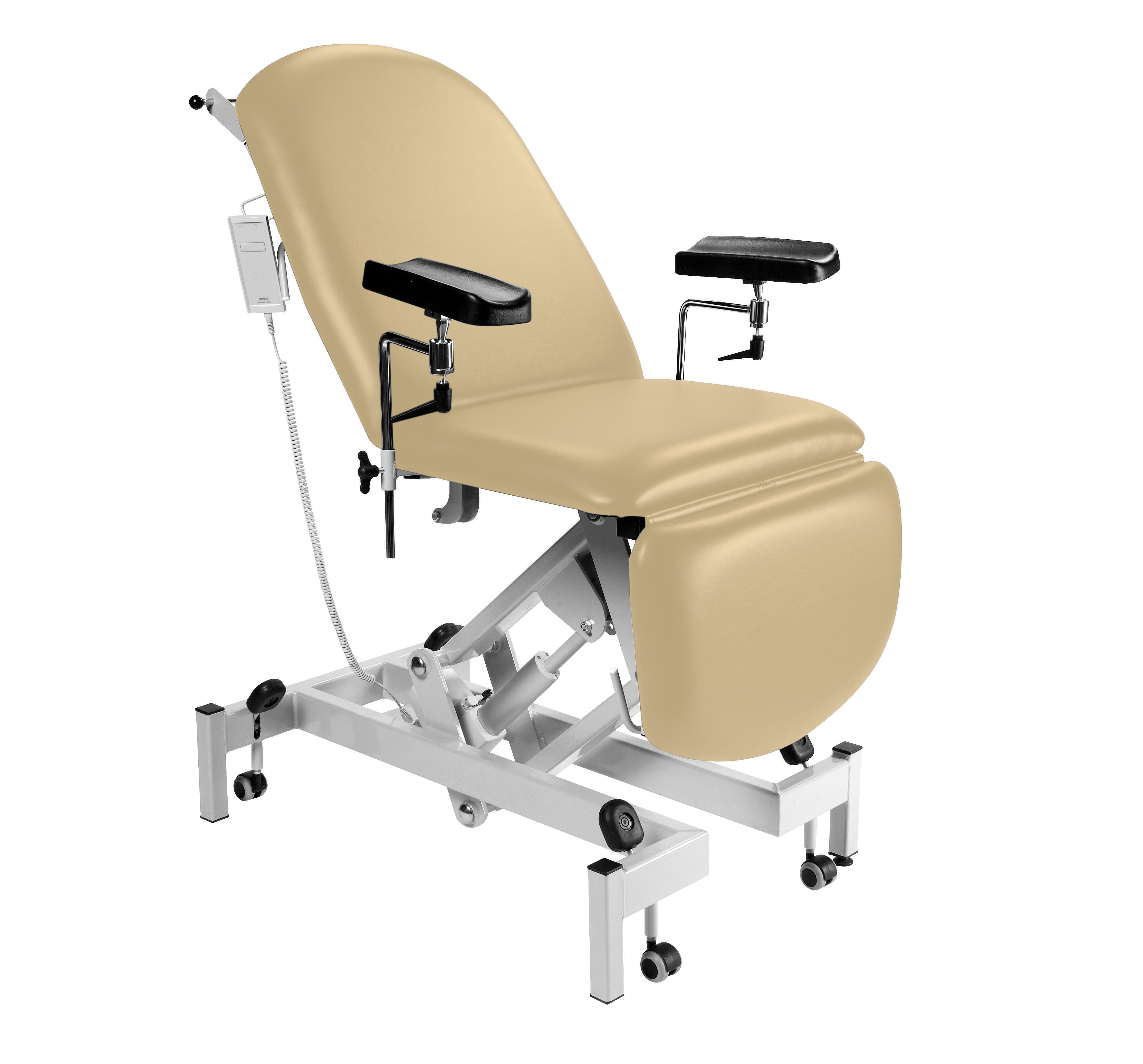 Fusion Phlebotomy Chairs Electric-Gas Asssisted Head   Medical Supermarket