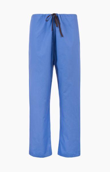 Unisex NHS Scrub Trouser in Ceil Blue, Small | Medical Supermarket