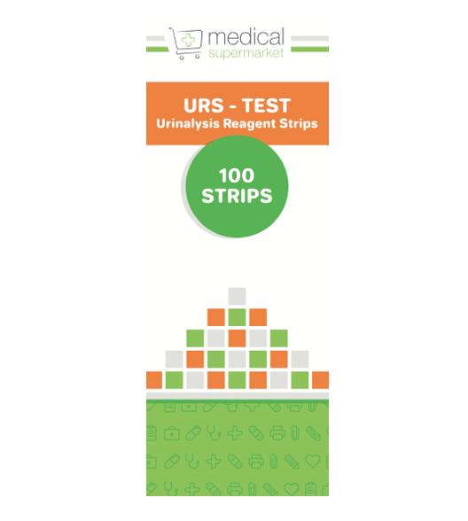 Medical Supermarket Urine Test Strips 3 Tests | Medical Supermarket