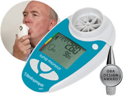 Vitalograph Lung Monitor | Medical Supermarket