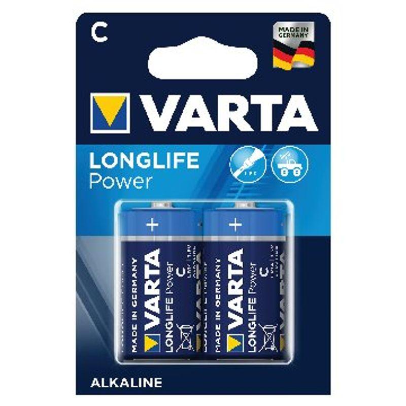 Energizer Alkaline Advanced C Battery | Medical Supermarket