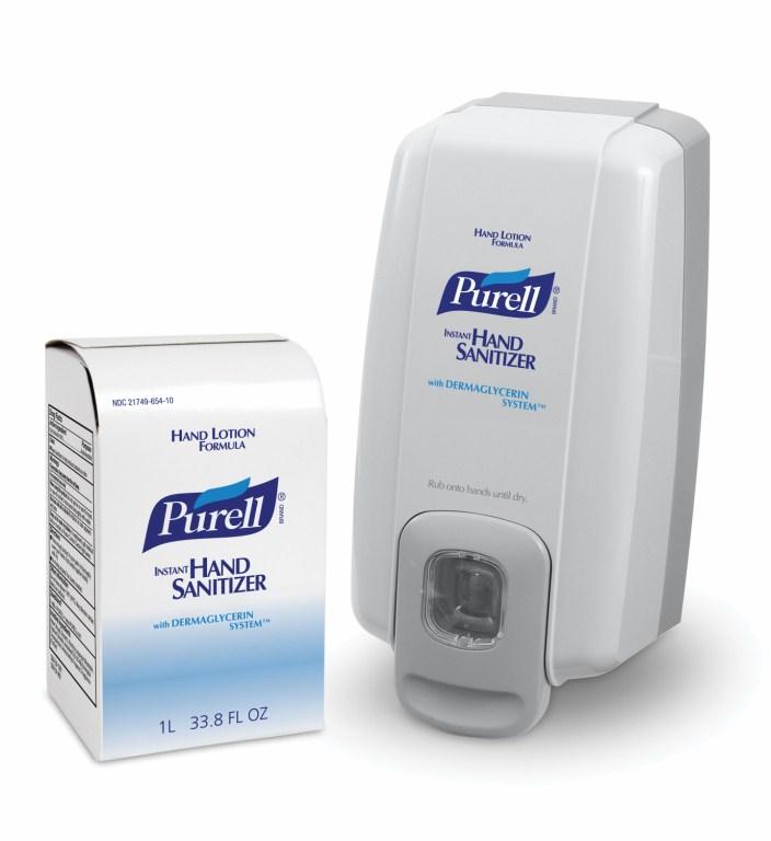 Purell Instant Sanitiser Dispenser | Medical Supermarket