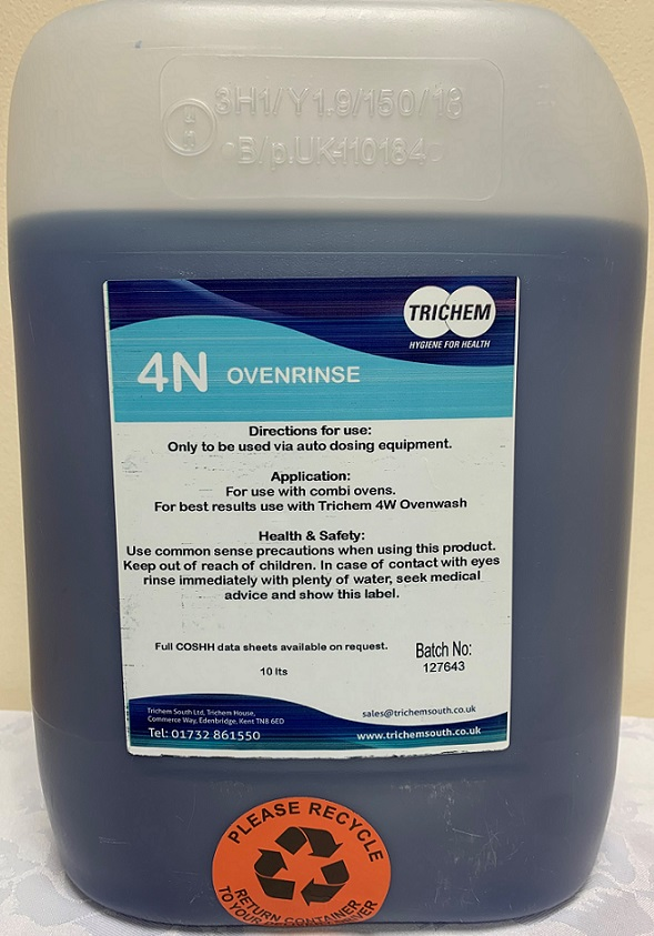 Combi Oven Rinse Aid 10ltr | Medical Supermarket
