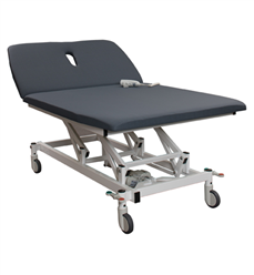Doherty 2 Section Bariatric Plinth | Medical Supermarket