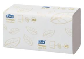 Tork Premium Extra Soft Singlefold Hand Towels | Medical Supermarket