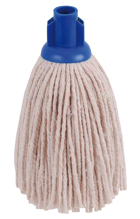 Hygiene Py Yarn Mop Size 12 Blue | Medical Supermarket