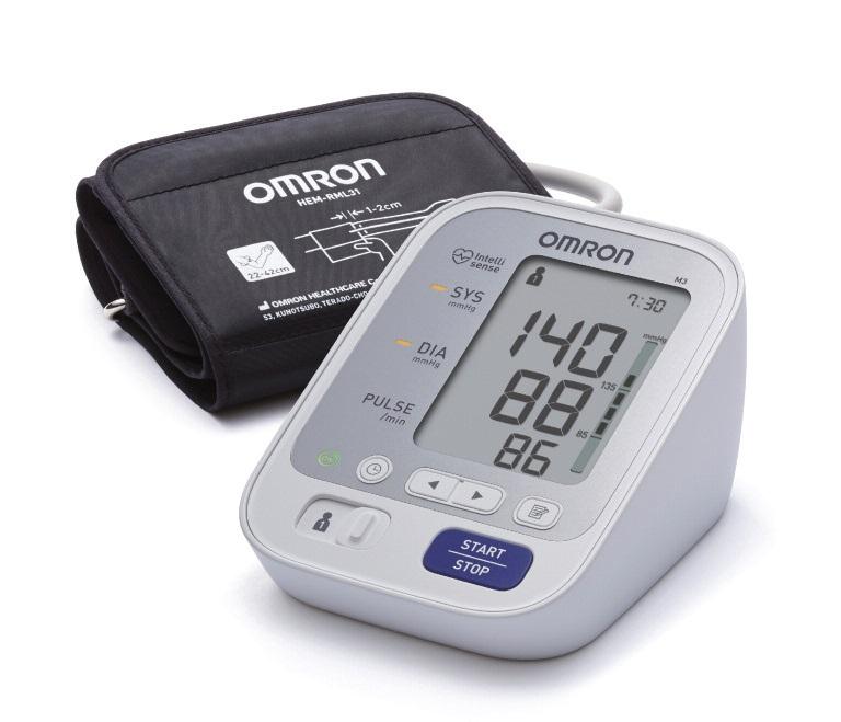 Omron M3 Upper Arm Blood Pressure Monitor | Medical Supermarket
