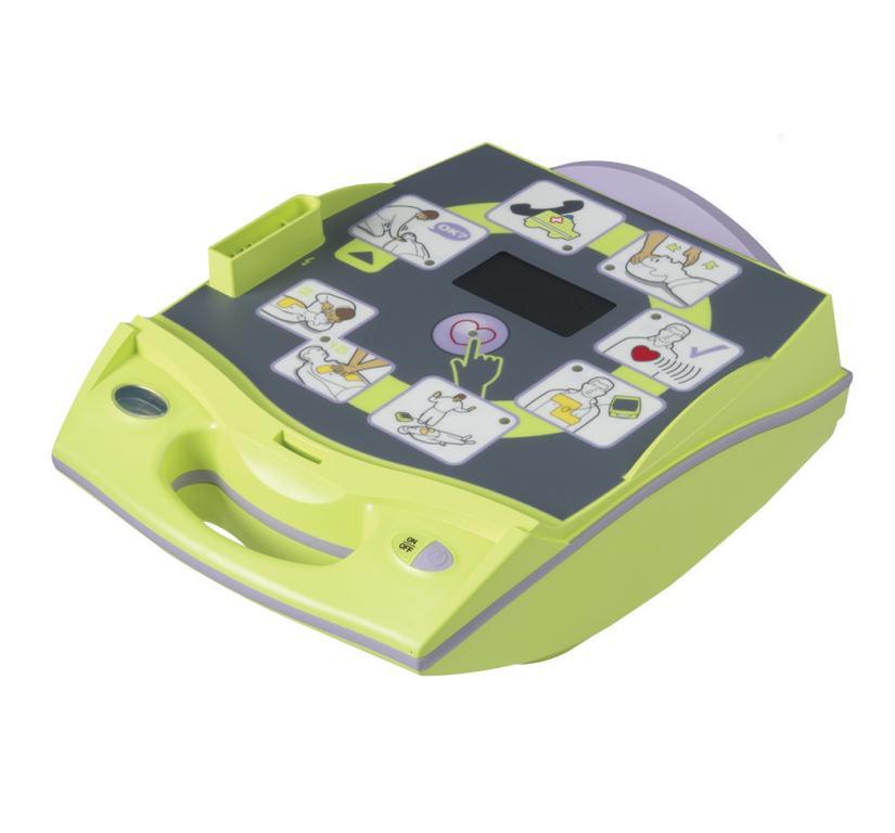 Zoll AED Plus Semi-Automatic Defibrillator | Medical Supermarket