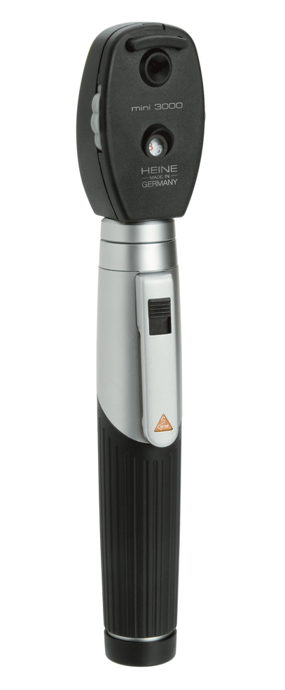 HEINE Mini 3000 Compact Pocket Ophthalmoscope | Medical Supermarket