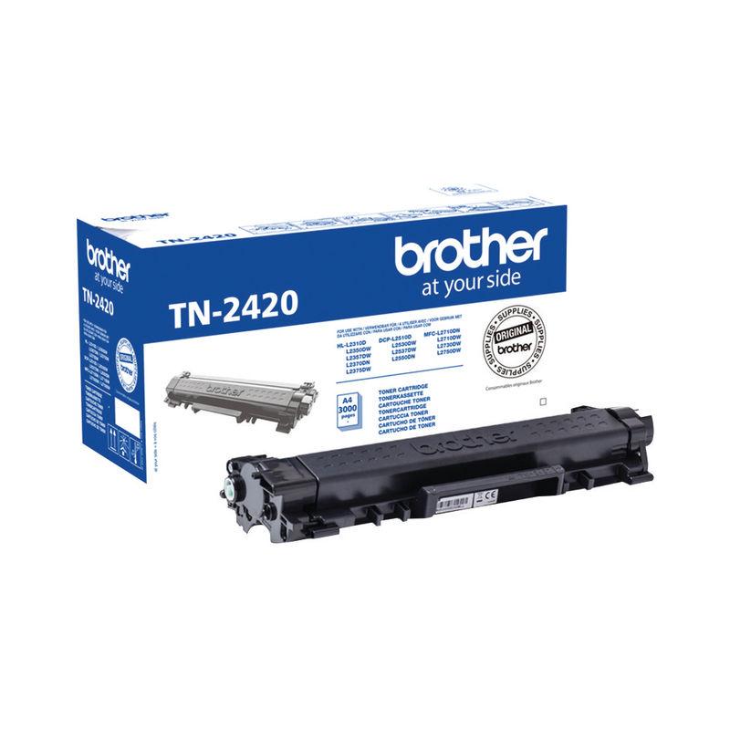 Brother TN2420 High Capacity Toner | Medical Supermarket