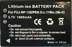 Replacement Battery Pack for CT321 | Medical Supermarket