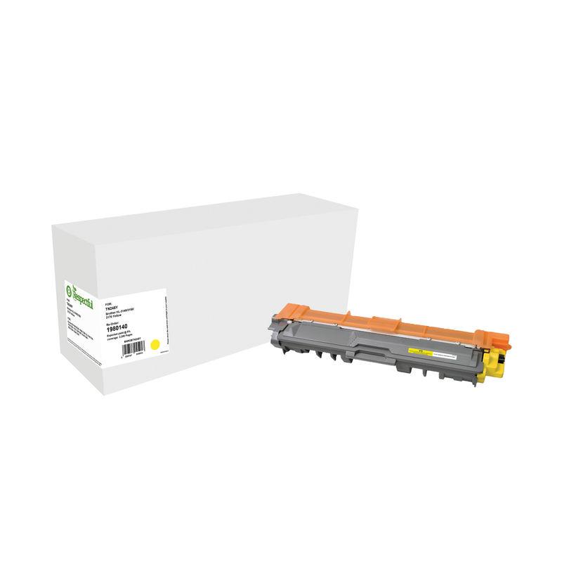Compatible Brother TN245 Toner Cartridge Yellow | Medical Supermarket