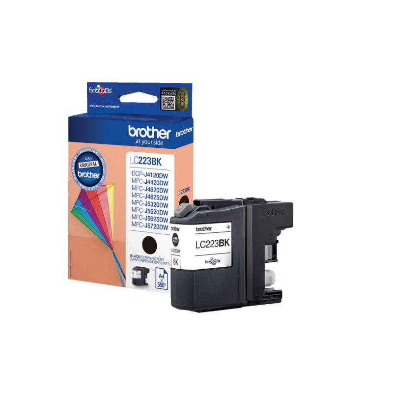 Brother LC223 Ink Cartridge Black | Medical Supermarket