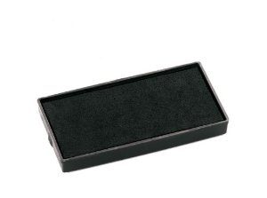 E/45 Replacement Ink Pads Black | Medical Supermarket
