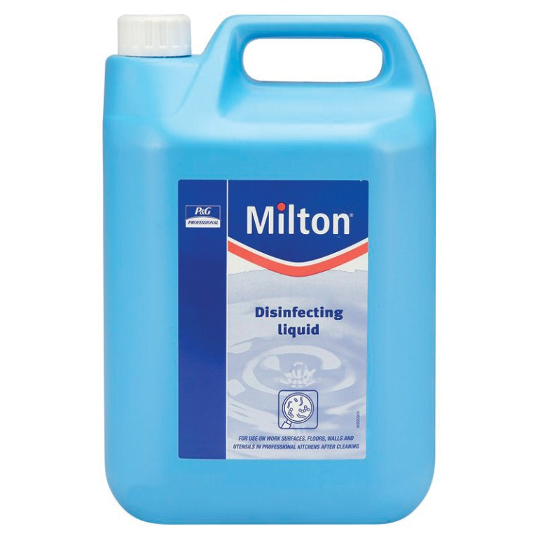 Milton Disinfecting Liquid | Medical Supermarket