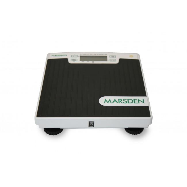 Marsden M-430 High Capacity Portable Adult Floor Scale   Medical Supermarket