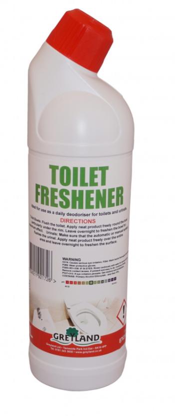 Toilet Freshener 1 Litre Pack of 1 | Medical Supermarket