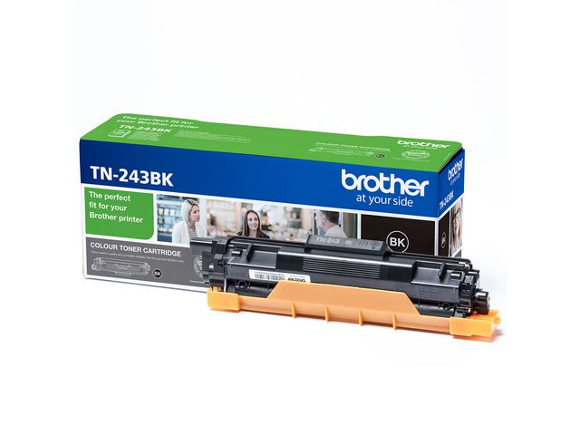 Brother TN243BK Black Toner | Medical Supermarket