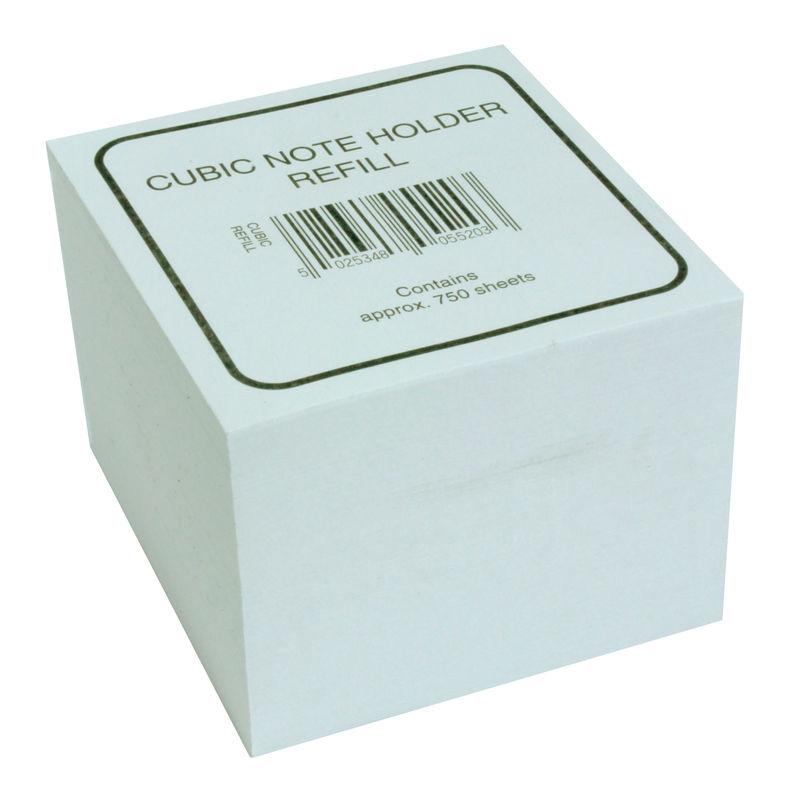 Refill Block for Noteholder Cube   Medical Supermarket