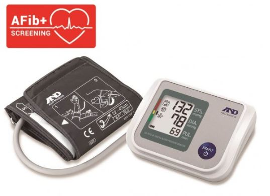 A&D UA-767 Upper Arm Blood Pressure Monitor Standard Machine | Medical Supermarket