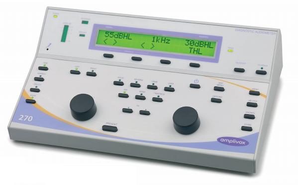 Amplivox 270 Diagnostic Audiometer | Medical Supermarket