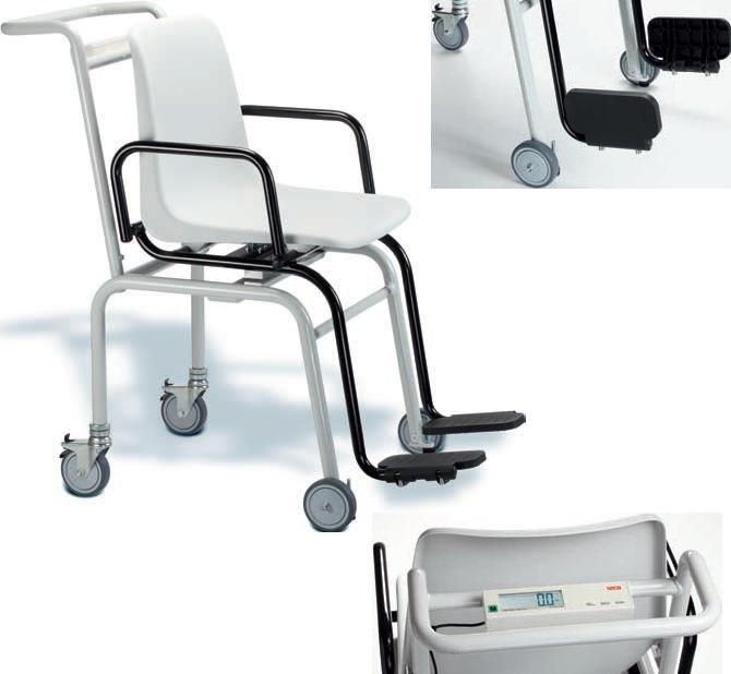 Seca 956 Digital Chair Scale | Medical Supermarket