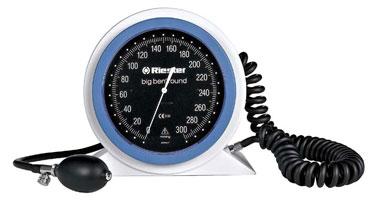 Riester Big Ben Sphygmomanometer Round: Desk   Medical Supermarket