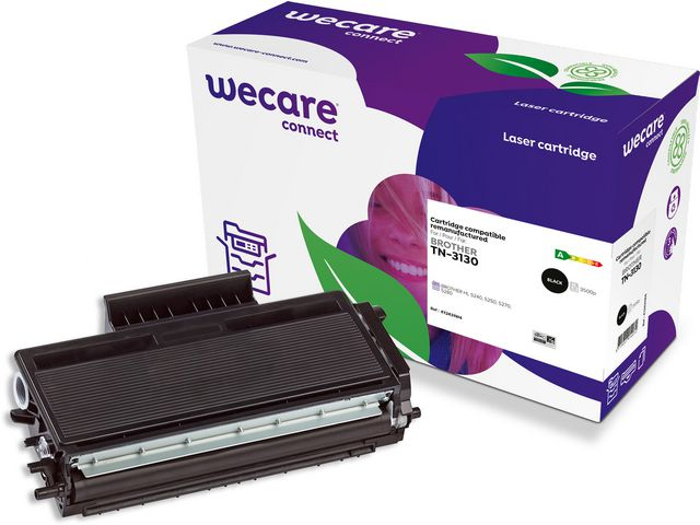 Compatible Brother TN3130 Black Toner Cartridge | Medical Supermarket