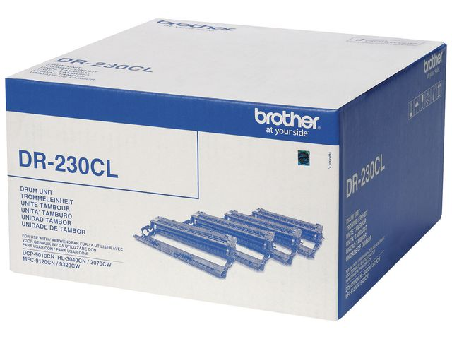 Brother DR230CL Drum (pack of 4) | Medical Supermarket